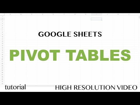 Google Sheets Pivot Tables Calculated Fields Custom