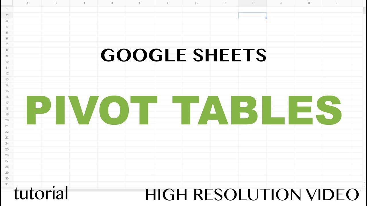 Google Sheets Pivot Tables Calculated Fields Custom Formulas Percentage Of Total Advanced