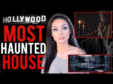MY TERRIFYING GHOST HUNT & SEANCE WITH A...