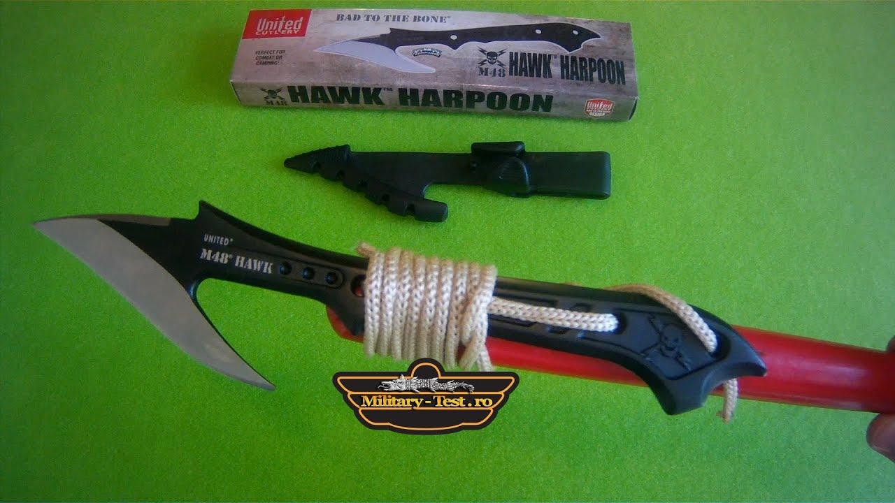 Hawk Harpoon M48 - United Cutlery