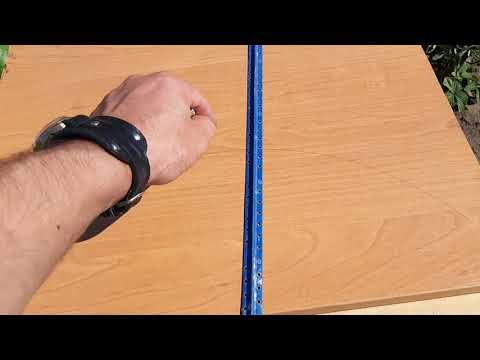 9.Разметка арок, кружал. Самый простой способ.