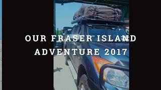 Fraser Island Australia September 2017