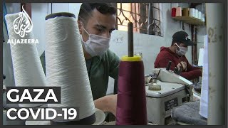 COVID-19: Gaza ramps up medical equipment production