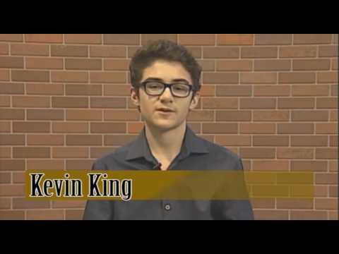 Class of 2018 - #7 Kevin King to Mr. Mark Rhodes