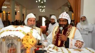 اجيوس باللحن الغريغوري عربي بصوت الراهب القس بطرس الجورجي