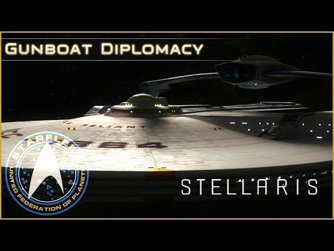 Gunboat Diplomacy - Ep 11 - Star Trek: New Horizons - Stellaris