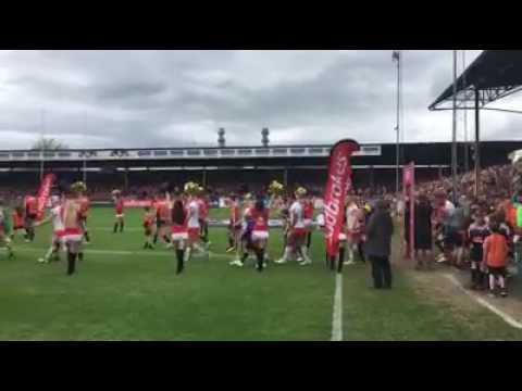 PANTHERS AT CASTLEFORD