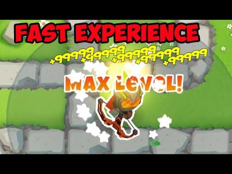 Bloons TD 6 - SUPER FAST+EASY EXPERIENCE! UNLOCK EVERYTHING!
