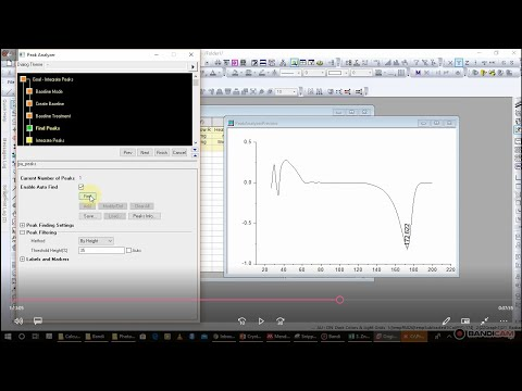 How To Calculate % Crystallinity Of Polymers (DSC Data) In OriginLab