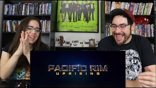 Pacific Rim UPRISING - Official Trailer Reaction / Review
