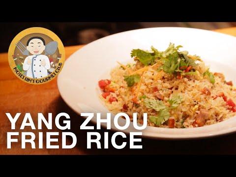 Street Food Series #10 : Yang Zhou Fried Rice