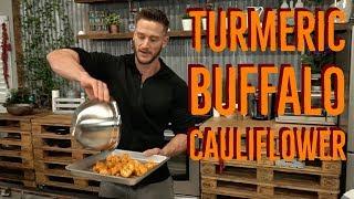 Low Calorie Keto Snack Recipe: Buffalo Cauliflower Bites- Thomas DeLauer