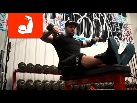 Pump and Flush | Day 3 Legs and Shoulders | Tiger Fitness