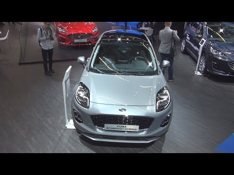 2020 Ford Puma St Line Youtube