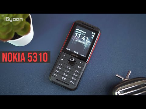 Nokia 5310 Unboxing and Full Overview : XpressMusic : Budget Feature Phone 2020