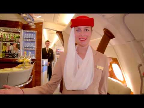Go Onboard Emirates for FREE!!