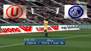 Winning Eleven 3 Peruano Gameplay en Español