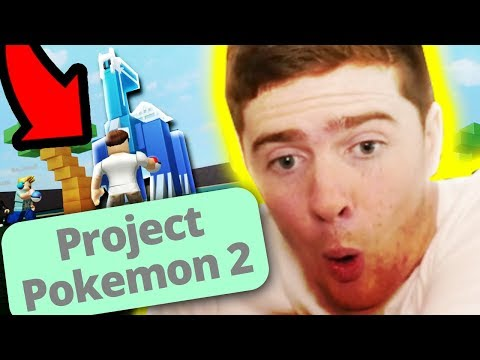 Exposing Fake Project Pokemon in Roblox!
