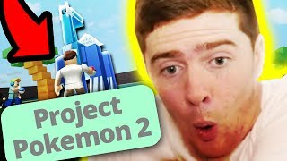 Expondo Fake projeto Pokemon em Roblox!
