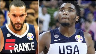 Team USA loses to France in the quarterfinals | 2019 FIBA World Cup