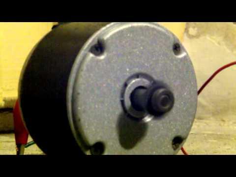 Motor Dc 24 volts