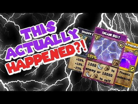 Wizard101 Champion Storm PvP: WHY DID THIS INSANE THING HAPPEN WHEN IT HAPPENED?!