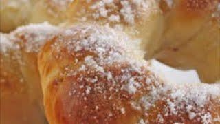 Pão Doce Feito Com Massa Base Curinga