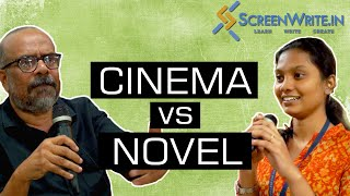 Difference Between Cinema and Novel | Why Critics Are Important ? | ScreenWrite | John Edathattil |