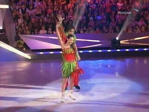 Plushenko Звезды на льду ТВ шоу на Первом,2006 г  1 серия,ч1