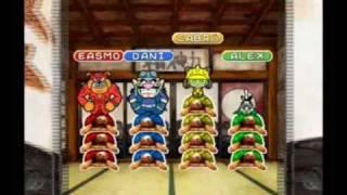 Wario Ware GCN- multiplayer randomness part 1
