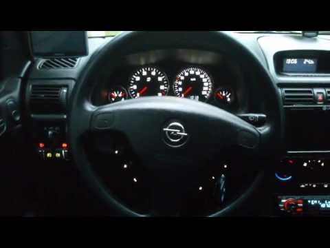 Opel Astra G Led