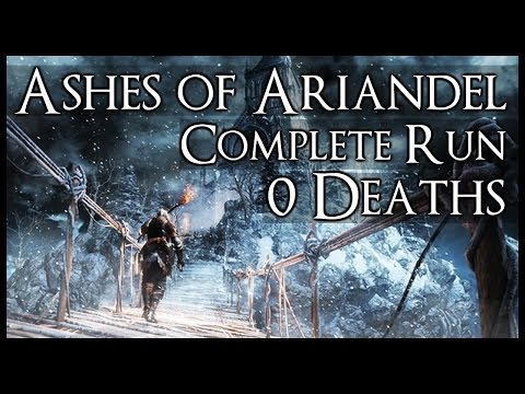Baumi beats DS3 Ashes of Ariandel