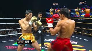 Muay Thai 2018: NGUYEN TRAN DUY NHAT vs HUANG GUANG WAN (China)