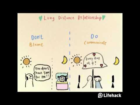 Top 10 Ways to Make a Long-Distance Relationship Work