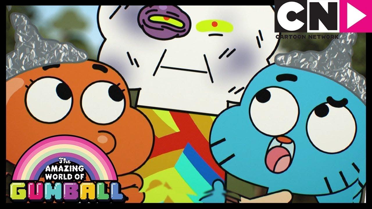 Otchłań | Niesamowity świat Gumballa | Cartoon Network