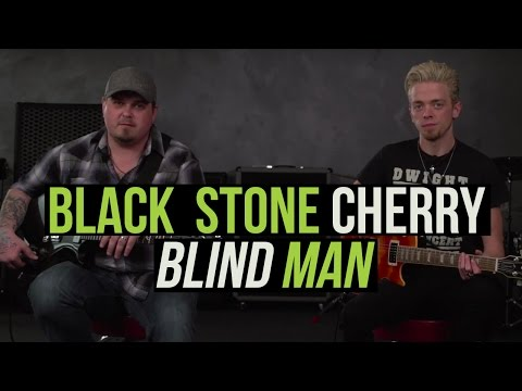 Black Stone Cherry  - Blind Man Playthrough