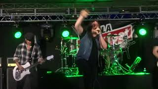 Phil Campbell and The Bastard Sons - Ace of Spades + Eat the Rich - Calella Rockfest 2017