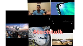 Mi band 4 / zomato drone delivery/ vivo z1 pro/ uber air in Melbourne/ air France lifi/ beingshabzzz