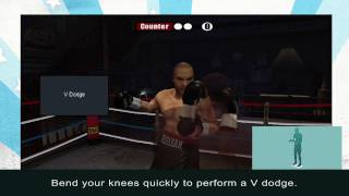 Don King Boxing - Wii Training Mode