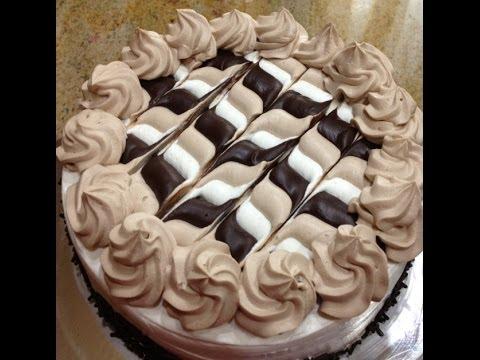 Dessert Cake Design- Cake Decorating- How To