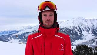 Skitechniek: voorkom angst tijdens het skien