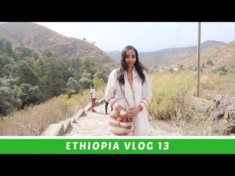Ethiopia Vlog 13 Traveling to Lalibela ⛰ | Amena Teferi