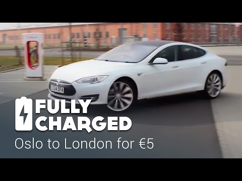 Thumbnail: Oslo to London for €5 | Fully Charged