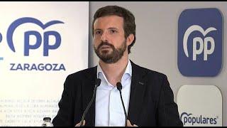 """Casado dice que PP debe ser """"la casa común de los que están contra Bildu"""""""