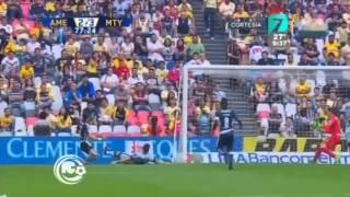 América 3-3 Monterrey, J16, C16, Futbol Club TvMty, 30Abril2016