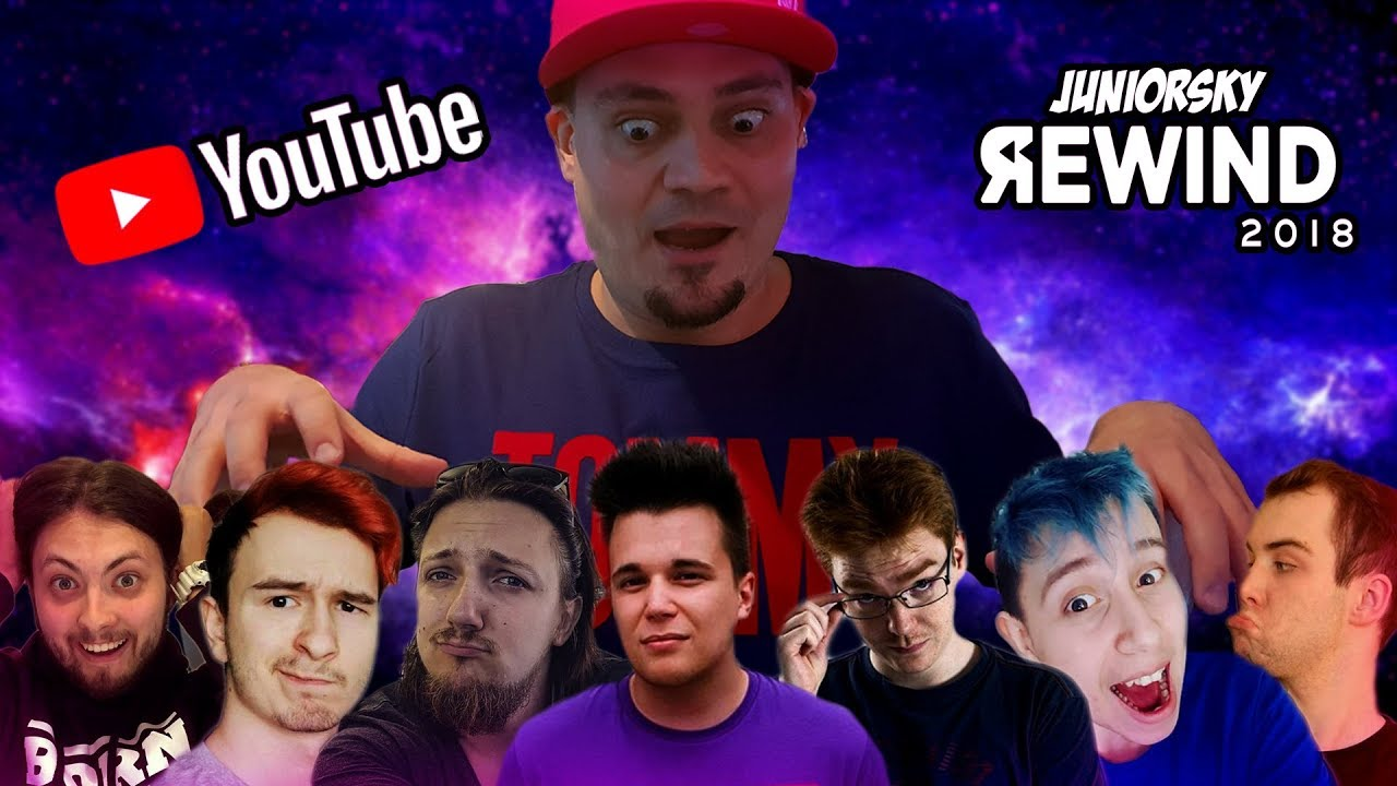 YouTube Rewind 2018 Polska Wersja (Juniorsky) - YouTube