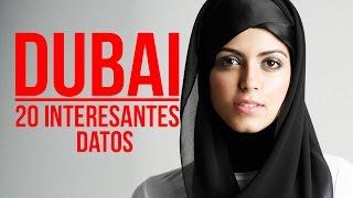 Dubai: 20 INTERESANTES datos (Vídeo educativo)