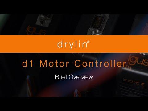 Brief Overview - drylin® d1 Motor Controller