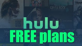 Free Hulu for Sprint plan, Hulu all plans for Free UNLIMITED
