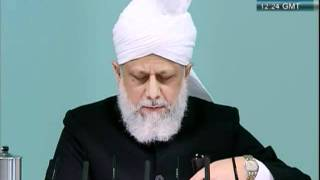 QADIANI-khalid persenting khutbah juma 01-04-2011 importent for all_clip1.flv